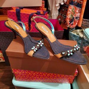 New Le Silla Heels
